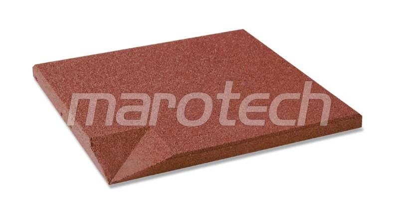 fallschutzplatte 500 x 500 mm innenecke 45mm fallh he bis 1 50m. Black Bedroom Furniture Sets. Home Design Ideas