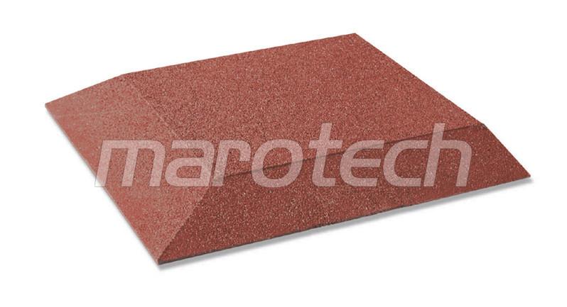 fallschutzplatte 500 x 500 mm zweiseitig abgeschr gt 80mm fallh he bis 2 50m. Black Bedroom Furniture Sets. Home Design Ideas