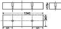 neu anfahrpuffer gummiblock big bulli berechnung lasi profi. Black Bedroom Furniture Sets. Home Design Ideas